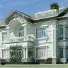 Biệt thự Hoàng Thắng KDC An Bình – Tp.Cần Thơ