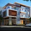 Nhà phố Anh Huy V2 – P.Châu Văn Liêm, Quận Ô Môn, Tp.Cần Thơ